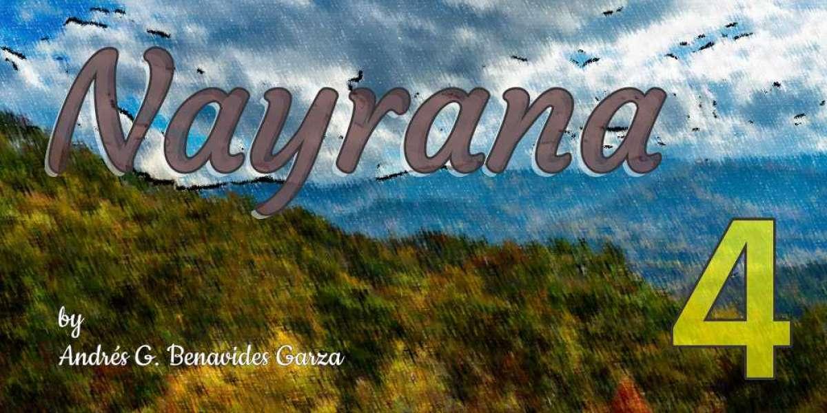 [Nayrana_4] El viaje a casa de Nayrana