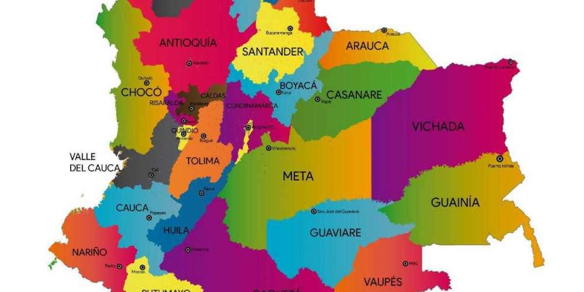 RECORRIDO POR COLOMBIA