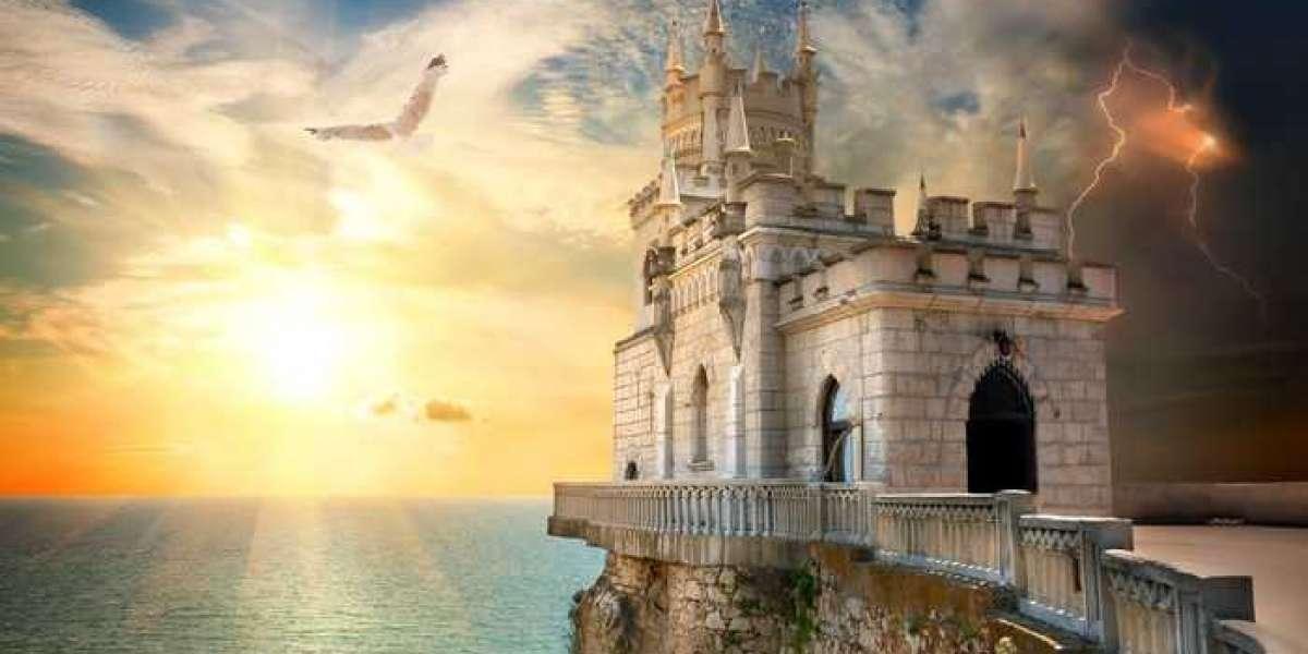 El castillo de mi alma!